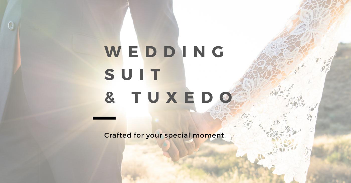 Wedding Suit & Tuxedo