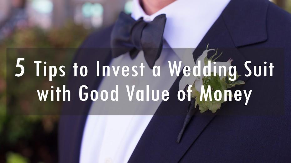 wedding suit tips (posting)